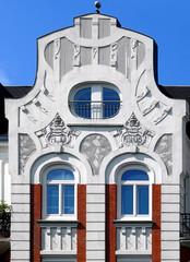 Hamburg - Eppendorf - Jugendstil 011