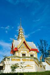 Wat-Klong-tom at Krabi, Thailand