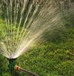 irrigation system garden