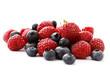 Quadro berry fruits