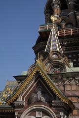 détails architecture saint sauveur cathédrale