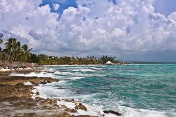 Karibischer Strand XII