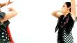 Passionate Flamenco Dancing Filmed 60FPS