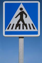 Pedestrian transit