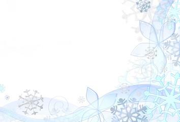 Zarter, heller Weihnachtshintergrund