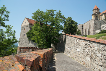 Historic Bratislava Castle, Slovakia