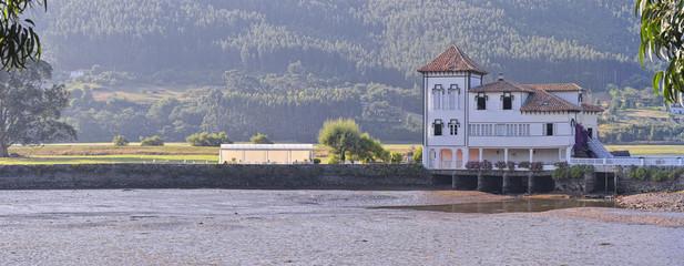 Molino de mareas,Villaviciosa,Asturias,España
