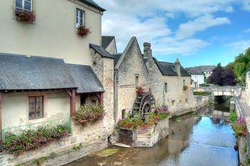 Roue à eau - Bayeux