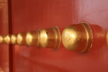doornail and door knockers