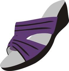 Женская туфля