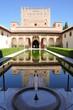 Alhambra - Cour des Myrtes / Patio de los Arrayanes - ANdalousie