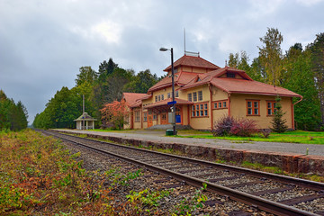 Old Railway Station