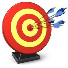 Hit a target (Hi-Res)