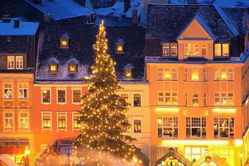 Annaberg-Buchholz Weihnachtsmarkt  03