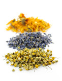 Fototapety Dried medicinal herbs