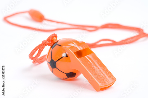 orange whistle