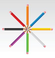 Sun pencils