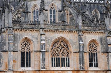 Portugal, monastère de Batalha
