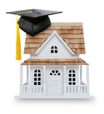 College Graduation Home Ownership poster