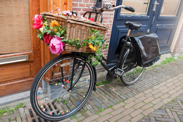 Dutch transport bike