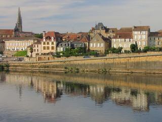 Bergerac ; Périgord Pourpre ;Vallée de la Dordogne, Aquitaine