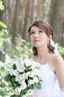 bride outdoor