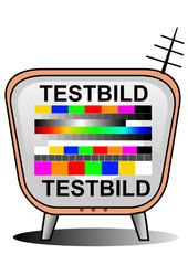 Comic TV Testbild