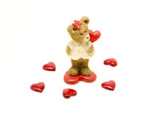 Herzchen Bärchen