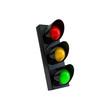 Feu de circulation - Rouge, orange, vert