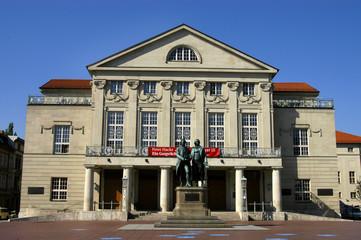 Deutsches Nationaltheater in Weimar, Thüringen
