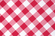 white and red checkered pattern
