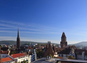 Saarbrücken Skyline 2