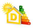 Maison énergie niveau D