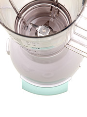 kitchen blender isolated on white background