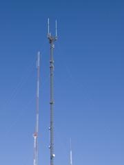 television - broadcast antenna