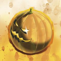 Zucca di hallowenn
