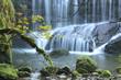 Fototapeten,wasserfall,wildwasser,bach,sauber