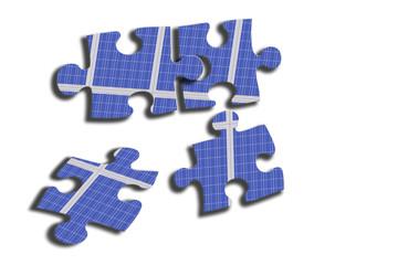 Solar-Puzzle 2