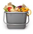 Kitchen composting bin - 26065725