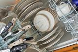 Loaded Dishwasher poster