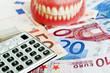 Dental insurance - concept -