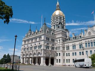 State capitol building, Connecticut