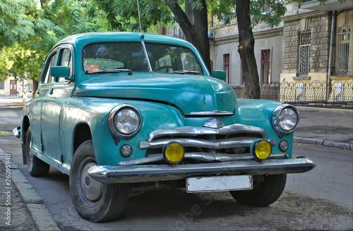 Old car - 26095940