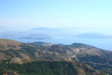 Pantokrator, Korfu