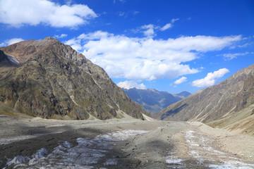 big glacier