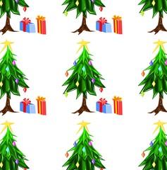 carta da pacchi natalizia
