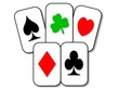 Kartenspiel Glück