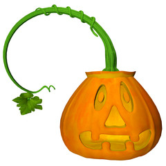 pumpking cartoon