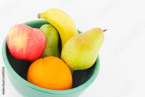 Fruit Mix Bowl Angle