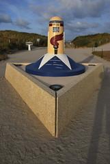 0 km memorial